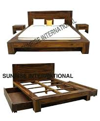 Wooden bed furniture design Light Colored Wood Wood Bed Furniture Design Wooden Bed Design Wooden Bed Beds Design Bedroom Furniture Email Wooden Bed Wood Bed Furniture Design Portalstrzelecki Wood Bed Furniture Design Dazzle Engineered Wood Queen Size Bed In