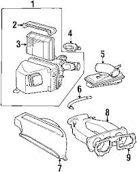 parts com® lexus gs300 air intake oem parts 2002 lexus gs300 base l6 3 0 liter gas air intake