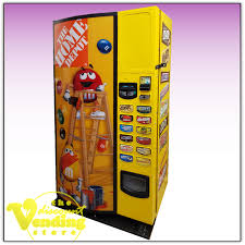 Used Snack Vending Machine Impressive Refrigerated Candy Vending Machine For Sale