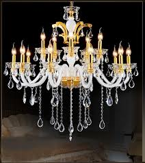 12 lights crystal chandelier living room lighting china gold with regard to incredible house led chandeliers prepare