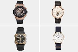 the 20 best rose gold watches for men