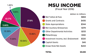 Gift Range Chart For Annual Fund Your Impact Giving To Michigan State University