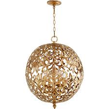 20 inch four light globe pendant hover to zoom
