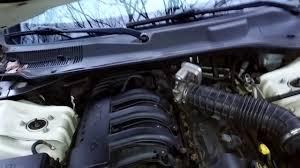Temperature Chart For A Chrysler 300 Transmission Fluid Check How Check The Transmission Fluid In A 2008 Chrysler 300 2 7 Liter V6