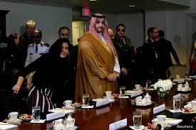منها حقوق الإنسان في السعودية.. سوليفان يناقش ملفات عديدة مع خالد بن سلمان