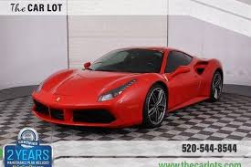 Gas mileage, engine, performance, warranty, equipment and more. Used 2017 Ferrari 488 Gtb For Sale In Gilbert Az Edmunds