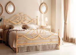 iron rod furniture. Image Of: White Wrought Iron Bed Full Rod Furniture Eflyg Beds