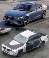 2018 volvo xc60 spy shots. people of some forums are discussing the volvo s60 picture i posted a few days ago. mentioning it could actually be an older s90 spy shot. 2018 xc60 shots