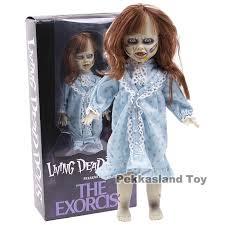 Mezco Toyz Living Deadตุ๊กตาLDD Presents The Exorcist PVC Action  Figureของเล่นสะสม|ฟิกเกอร์แอคชันและของเล่น| - AliExpress