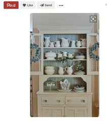 Decorating the top of a china cabinet - Ideas needed-cream-jug.jpg