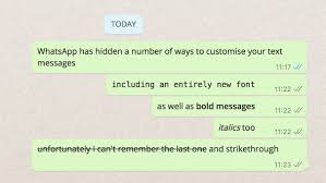 Cute Fonts For Android Whatsapp How To Use New Hidden Font Fixedsys In Your