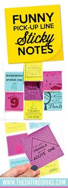 Funny Pick-Up Line Sticky Notes. Boyfriend Gift IdeasBoyfriend GirlfriendGirlfriend  SurprisesCreative ...