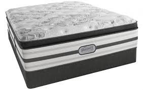 beautyrest mattress pillow top. Delighful Pillow Simmons Beautyrest Platinum Tulsa Luxury Firm Pillow Top Queen Mattress  SDMB051893  Mattresses Intended A