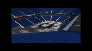 Allstate Arena Seating Chart Wwe Allstate Arena Wwe Setup Complete With Link