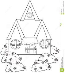 house with plants coloring page stock illustration image 53482191 House Plants For Sale royalty free illustration house plants for sale online