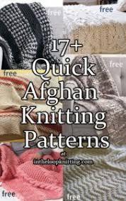 Free Afghan Knitting Patterns Circular Needles Unique Easy Afghan Knitting Patterns Free Knitting Patterns Pinterest