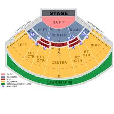 St Louis Verizon Wireless Amphitheater Seating Chart St Louis Outdoor Summer Concerts At Verizon Wireless Tba