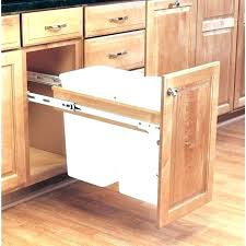 kitchen trash can dimensions cabinet door trash can trash can kitchen cabinet small size of cabinet kitchen trash can