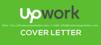 how to write an upwork cover letter