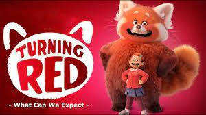 Turning Red The Pixar Animation Movie ...
