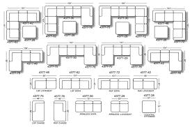 comfortable sofa dimensions modern jackson everest customizable sectional sofa set a everest set a