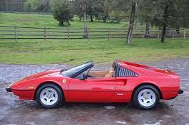 1982 Ferrari 308 Gtsi Frazier Motorcar Company