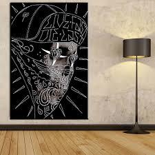 Skull Wallpaper For Bedroom Online Buy Wholesale Skull Artwork From China Skull Artwork