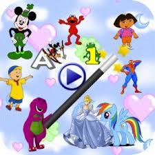 Free Educational Cartoons Kids Cartoon Videos Learning With Cartoons Free App