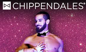 Chippendales Vegas Seating Chart Chippendales Turner Hall Ballroom Mar 18