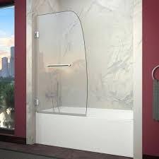 glamorous frameless bathtub shower doors wondrous installing glass shower doors hinged tub door bathtub decor frameless