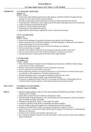 Cad Drafter Resume Example CAD Drafter Resume Samples Velvet Jobs 1