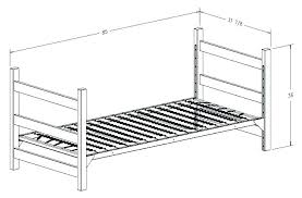 queen size headboard measurements measurement of queen size bed ximeraofficial org