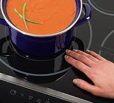 magnetic stove top. Contemporary Stove Electroluxu0027s Infinite Cooking System Uses Magnetic Induction To Hold Heat  Solely In Cookware Not The Stovetop The Unitu0027s Burners Are Seamless And Expand  To Magnetic Stove Top E