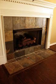 ceramic tile fireplace surround harris doyle living rooms slate