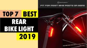 Best Back Light Bike Best Rear Bike Light 2019 Top 7 Rear Bike Light