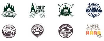 Please make sure that the software you use is compatible with an svg file. Free Camping Themed Svgs