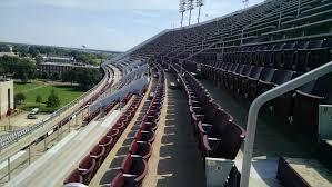 Chairback Seating At Davis Wade Stadium Rateyourseats Com