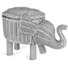 Zara Home Elephant basket