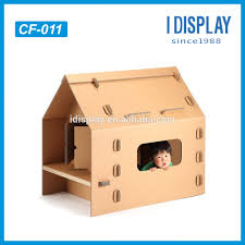 Corrugated Cardboard Furniture Corrugated Cardboard Playhouse Diy Printable Cardboard Playhouse