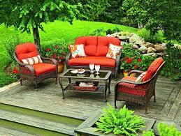 patio furniture conversation