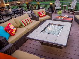 Nebraska Furniture Mart Des Moines for a Modern Deck with a