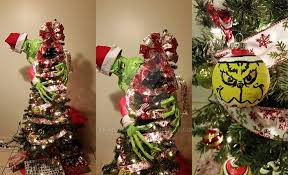 Grinch-themed Christmas Tree by anaisgomez ...