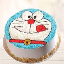 doremon cakes gift bangalore india