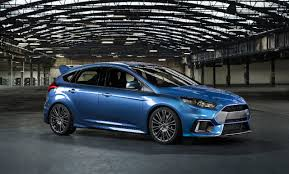 All-New 2016 Ford Focus RS Revealed as Dominating Hot Hatch w ...