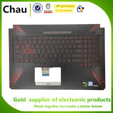Asus Fx504 Keyboard Light Us 70 4 12 Off New For Asus Tuf Gaming Fx504 Fx80 15 6