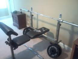 Marcy  PM767  Fitness Pro MidWidth Bench  Sears OutletUsed Weight Bench Sale