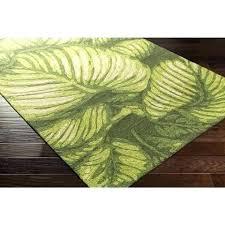 green leaf rug leaf pattern rug green leaf pattern rug green palm leaf rug