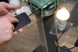 innovating lighting. Wireless Control Of An LED Lamp With A Smartphone Over Bluetooth Innovating Lighting