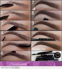 25 best ideas about eyebrow makeup on eyebrows perfect eyebrows tutorial and eyebrow tutorial
