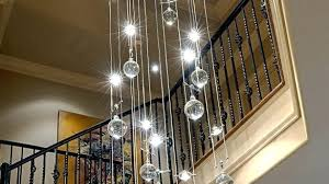 modern chandelier for high ceiling stylish inspiration ideas inspiring lighting awesome font crystals philippines